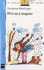 Mini Va a Esquiar/ Mimi Goes to Ski (El…