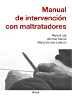Manual de intervención con maltratadores by…