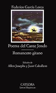 Poema del cante jondo ; Romancero gitano af…