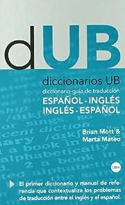 Diccionario-guía de Traducción E-S/S-E por…