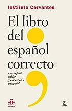 El libro del español correcto (Flexibook)…