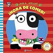 HOLA AMIGO HORA DE COMER – tekijä: Bruño