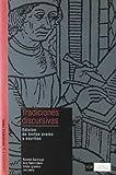 Tradiciones discursivas : edición de textos orales y escritos / Ramón Santiago, Ana Valenciano y Silvia Iglesias (editores)