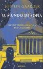 El Mundo de Sofia de Jostein Gaarder
