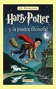 Harry Potter y la Piedra Filosofal: 1 af J.…