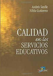 Calidad en los servicios educativos de…