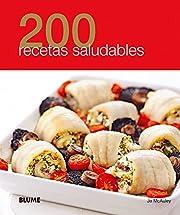 200 recetas saludables (Spanish Edition) by…