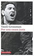 For a Just Cause by Vassili Grossman