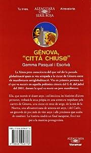 Gènova, città chius@ av…