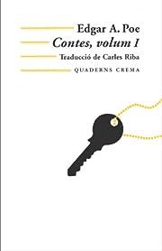 Contes, volum I av Edgar A. Poe