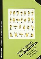 La Semiótica : una introducción a la…