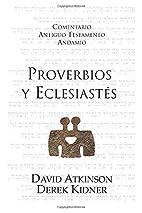 Comentario al AT - Proverbios y…