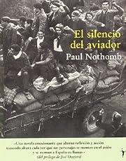 El silencio del aviador de Paul Nothomb