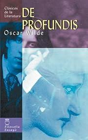 De profundis – tekijä: Oscar Wilde