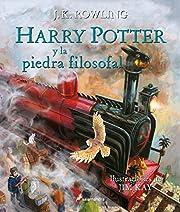 Harry Potter y la piedra filosofal de J. K.…