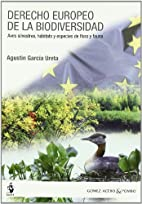 Derecho europeo de la biodiversidad : aves…