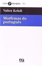 Morfemas do português (Série…