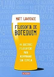 Filosofia de Botequim (Em Portugues do…