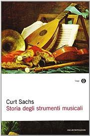 Storia degli strumenti musicali de Curt…