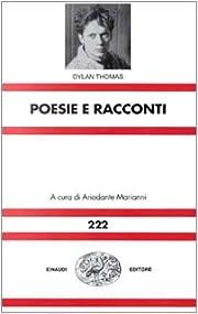 Poesie e racconti de Dylan Thomas