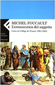 L'ermeneutica Del Soggetto af Michel…
