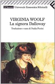 La signora Dalloway av Virginia Woolf