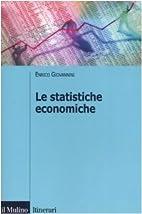 Le statistiche economiche by Enrico…