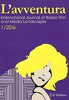L'avventura: International Journal of…