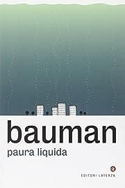 Paura liquida de Zygmunt Bauman