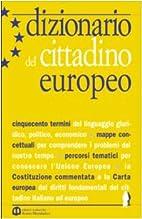 Dizionario del cittadino europeo