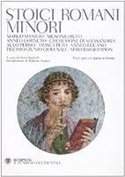 Stoici romani minori. Testo greco e latino a…