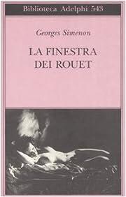 La finestra dei Rouet de Georges Simenon