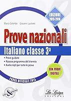 Prove nazionali Italiano classe terza by…