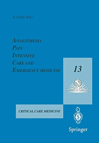 PDF] Anaesthesia, Pain, Intensive Care and Emergency