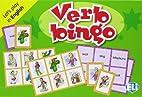 Verb Bingo: Verb Bingo - Game Box by Eli