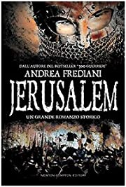 Jerusalem av Andrea Frediani