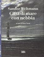Città di mare con nebbia by Sandor Weltmann