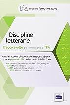 Discipline letterarie. Tracce svolte per…
