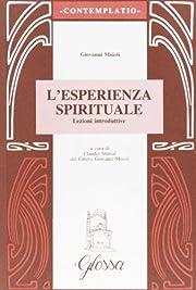 L'Esperienza spirituale: lezioni…