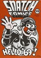 Snatch Comics by R. Crumb