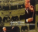 Gavazzeni : prova d'orchestra alla Fenice / fotografie di Giovanni Pandini ; testi di Giovanni Pandini, Italo Zannier, Giovanni Gavazzeni