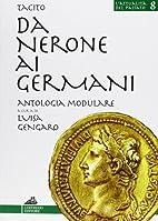 Da Nerone ai Germani by Tacito