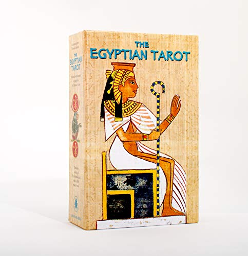 Lo Scarabeo Egyptian Tarot Kit