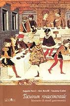 Tacuinum rinascimentale: Itinerario di…