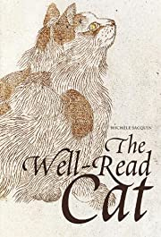 The Well-Read Cat por Michèle Sacquin