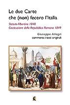 Le due Carte che (non) fecero l'Italia:…