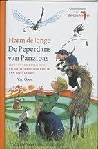 De Peperdans van Panzibas by Harm de Jonge