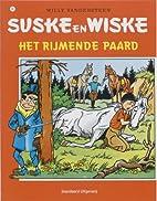 Het rijmende paard by Willy Vandersteen