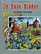 De heren van Rode by Karel Biddeloo