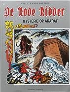 Mysterie op Ararat by Karel Biddeloo